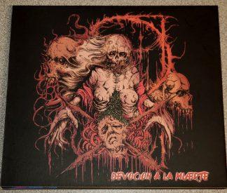upressor - Devoción A La Muerte Digipak CD
